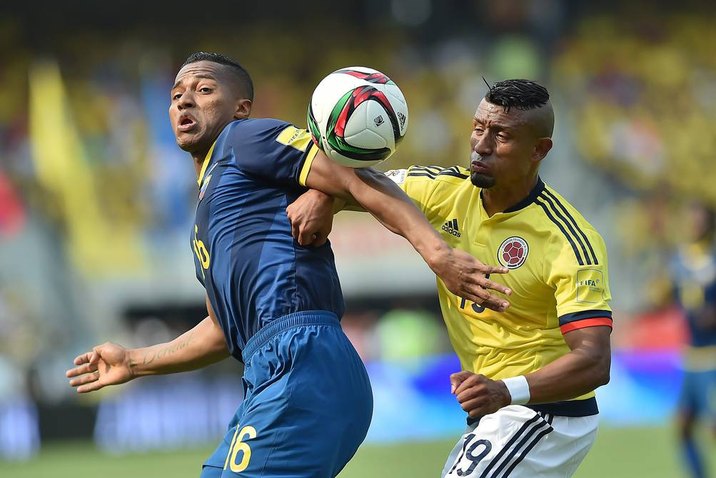 Ecuador, with a win in Colombia for the World Cup qualifiers    Football    Sports