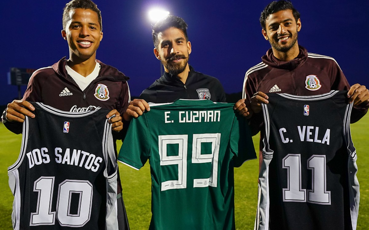 Guzman always retires;  Mexico scored a historic goal with the U-17.  Video