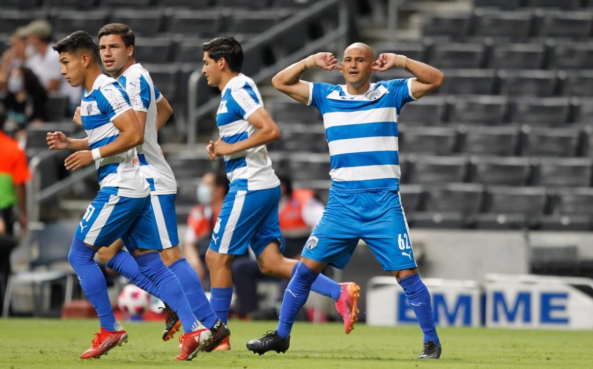 Humberto Suzuko scored his first goal with Raya 2