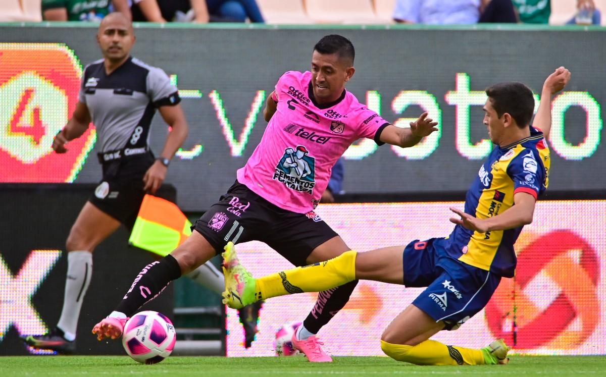 Lyon vs San Luis (0-0): Summary and goals