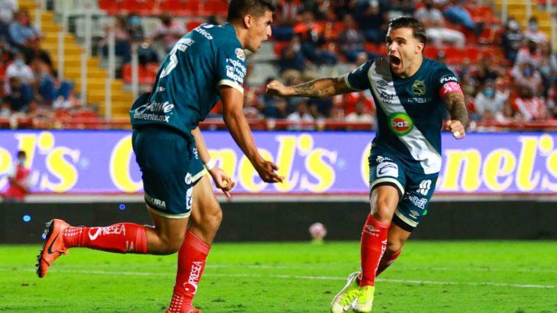 "Match Summary Necaxa vs Puebla (0-1).  Goals """