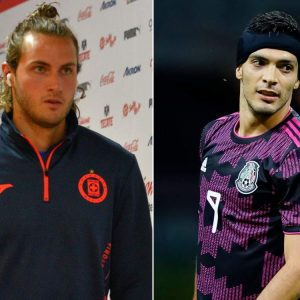 Sandy Kimenes praised Raul Jimenez: he was one of the best forwards