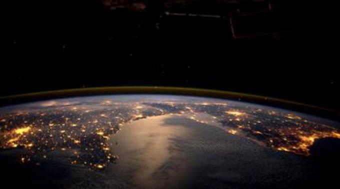 The Earth is darkening due to climate change