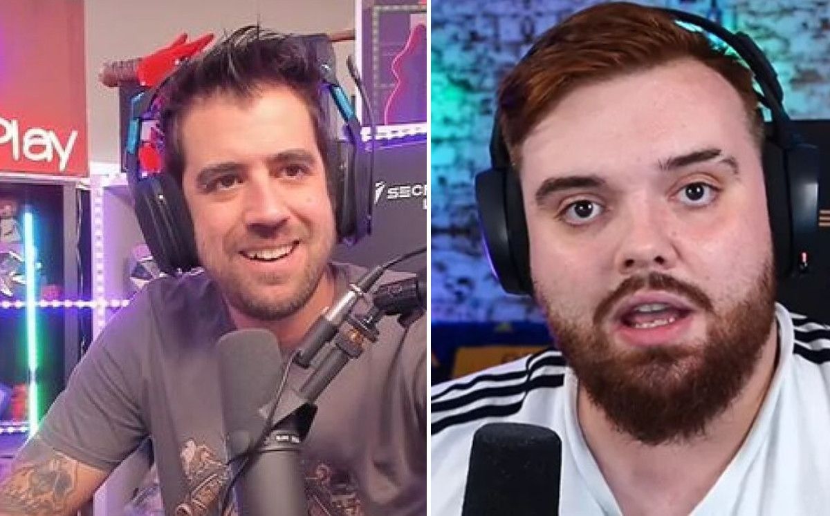 They filter out alleged payments to twitch streamers: iPoy Lanos, Aaron Play