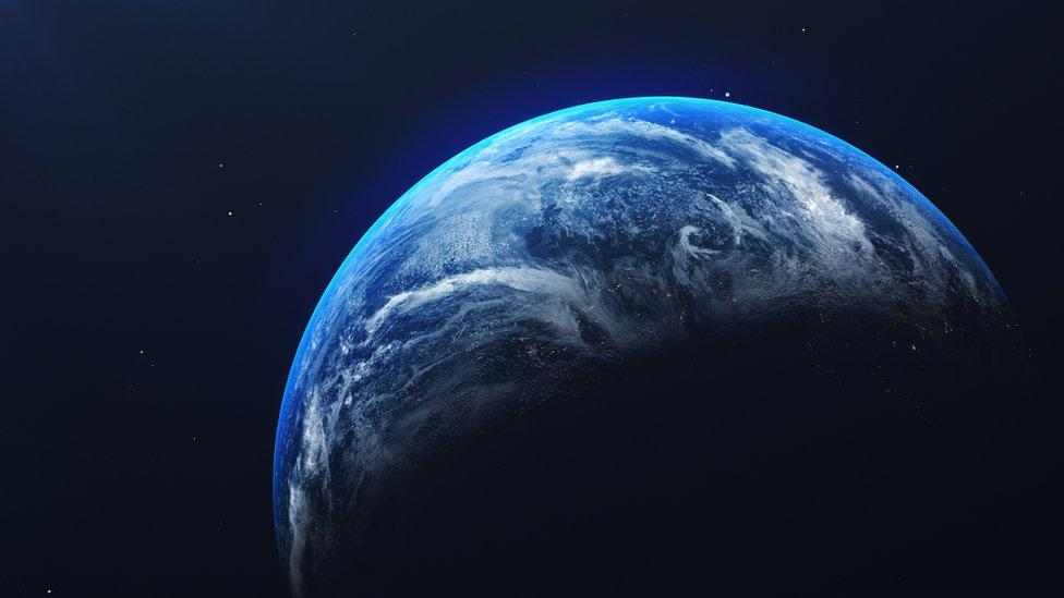 """Why has the earth been """"shining"""" in recent years?"""
